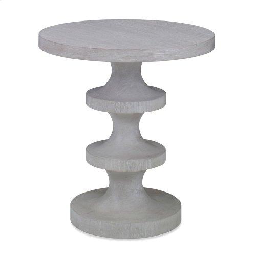 Talisman Chairside Table