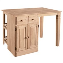 WC-8B Kitchen Island