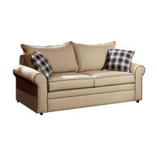 Craftmaster Living Room Two Cushion Sofa