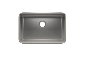 "Classic 003218 - undermount stainless steel Kitchen sink , 27"" × 17"" × 10"" Product Image"
