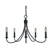 5-Light Maisonette Dining Chandelier