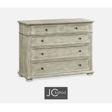 Large Chest of Drawers in Rustic Grey