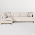 Clayton Sectional - Left Facing Chaise (LAF) Product Image
