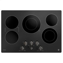 """GE Profile™ 30"""" Built-In Knob Control Electric Cooktop"""