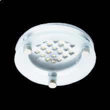 MINILITE,CABINET DISC,LED - White