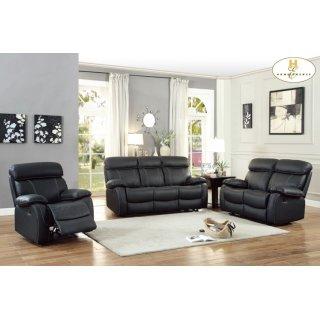 Pendu Leather Reclining Chair