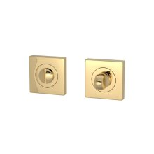 Snib Turn & Release Sets In Polished Brass