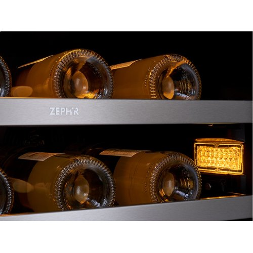 "24"" Dual Zone Wine Cooler"