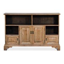 Hall Bookcase Lionskin Finish