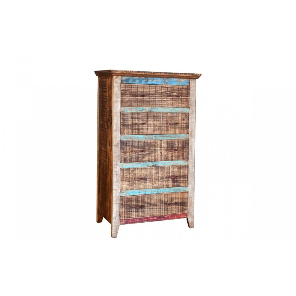 Cabana 5 Drawer Tall Chest