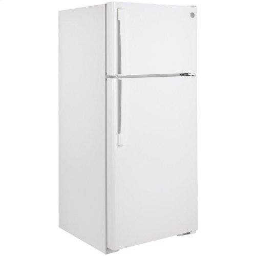 GE® 16.6 Cu. Ft. Top-Freezer Refrigerator