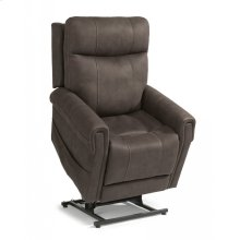 Jenkins Fabric Power Lift Recliner with Power Headrest