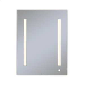 """Aio 23-1/8"""" X 29-7/8"""" X 1-1/2"""" Lighted Mirror With Lum Lighting At 2700 Kelvin Temperature (warm Light), Dimmable and Usb Charging Ports Product Image"""
