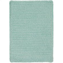 Silver Sage Chenille Creations Cross Sewn Rectangle