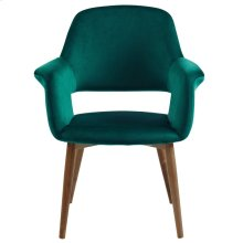 Miranda Accent & Dining Chair in Green