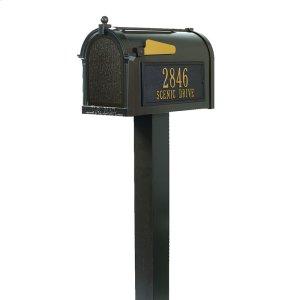 Premium Mailbox Package - Bronze Product Image