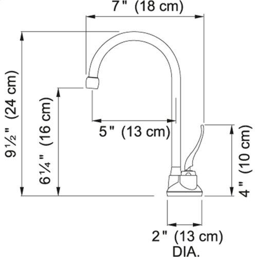 LB5280 Satin Nickel