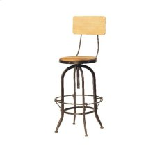 Ford Barstool With Back