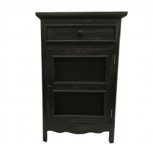 Cabinet W/mesh Front