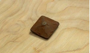 """Rusted 10 Pack 1"""" Square Pyramid Clavos Product Image"""