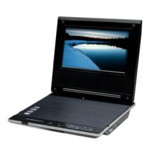 "7"" Wide Screen Portable DVD Player"