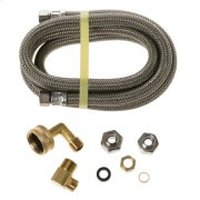 6' Universal Dishwasher Connector Kit with Adapter Product Image