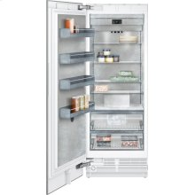 "400 series 400 series freezer column Fully integrated Niche width 30"" (76.2 cm)"