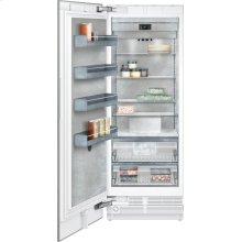 "400 series 400 series freezer column Fully integrated Niche width 30"" (76.2 cm)"
