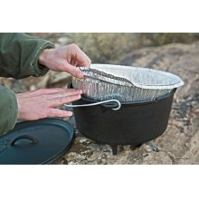 """14"""" Disposable Dutch Oven Liners"""
