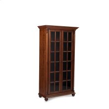 Savannah Bookcase with Doors