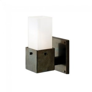 Charlie Wall Sconce - WS419 Silicon Bronze Brushed Product Image