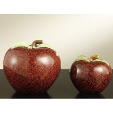 Apple Statues