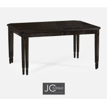 Rectangular Dining Table in Dark Ale