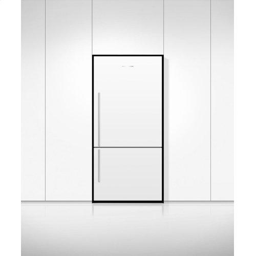 "Freestanding Refrigerator Freezer, 32"", 17.5 cu ft"