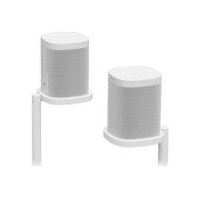 White- Sonos Stand (Pair)