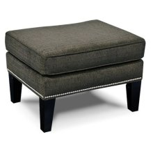 Smith Ottoman with Nails 4547N