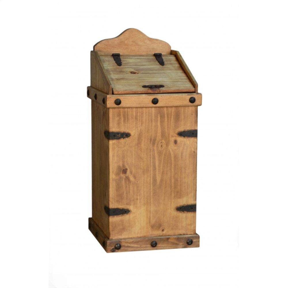 Traditional Trash Bin