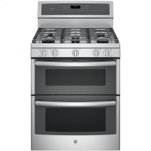 "30"" Free-Standing Double Oven Gas Convection Self-Cleaning Range"