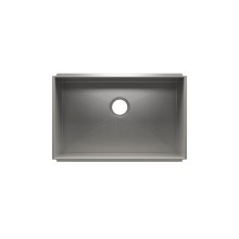 "UrbanEdge® 003621 - undermount stainless steel Kitchen sink , 27"" × 17"" × 10"""