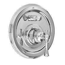 Randall Pressure Balanced Tub/Shower Valve Trim with Lever Handle - Polished Chrome