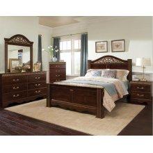 Standar Furniture 69500 Odessa Poster Bedroom set Houston Texas USA Aztec Furniture
