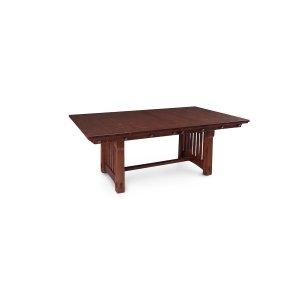 MaRyan Trestle Table, 4 Leaf