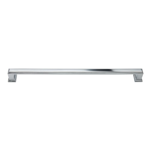 Sutton Place Pull 11 5/16 Inch (c-c) - Polished Chrome