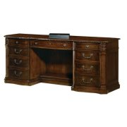 Old World Walnut Executive Credenza Product Image