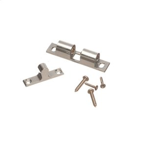 #2 Brass Catch-Burnished Chrome Product Image