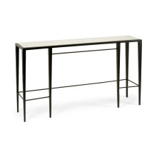 Chelsea Console Table - Bronze