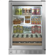Monogram Stainless Steel Beverage Center - AVAILABLE EARLY 2020 Product Image