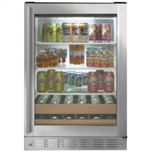 Monogram Stainless Steel Beverage Center - AVAILABLE EARLY 2020