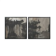 Shades Of Gray - Handpainted Art On Canvas