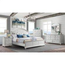 Avon - Eight Drawer Dresser - Cotton Finish